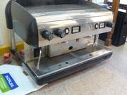 Профессиональная двухпостовая кофемашина б.у. C.M.A SMSA/2 BRAVA