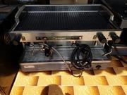 Продам двухпостовую кофеварку Faema E98 бу