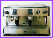 Двухпостовая кофемашина бу. Promac Green.